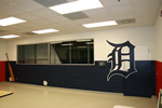 Detroit Tigers Wall Mural